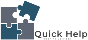 Quick Help Logo Icon